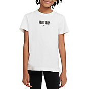 Nike Girls' Meant to Fly Graphic T-Shirt