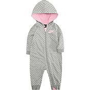 Nike Infant Full Zip Hooded Coverall