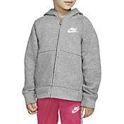Nike Little Girls' Premium Essentials Full-Zip Hoodie