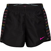 Nike Girls' Sprinter Dri-FIT Printed Running Shorts