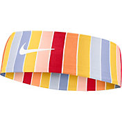 Nike Girls' Retro Stripe Fury Headband