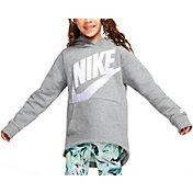 Nike Little Girls' Shine Spray Pullover Hoodie
