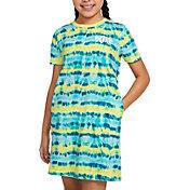Nike Girls' Tie-Dye T-Shirt Dress