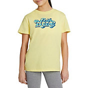 Nike Girls' Tie-Dye Graphic T-Shirt