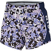 Nike Girls' Dri-FIT Tempo Printed Running Shorts