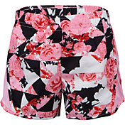 Nike Little Girls' Tempo Tokyo Floral Shorts