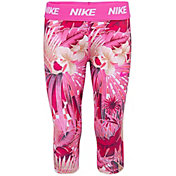 Nike Little Girls' Dri-FIT Wonderland Printed Leggings