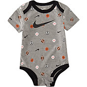 Nike Infant 8Bit AOP Ball Bodysuit