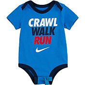 Nike Infant Crawl Walk Run Bodysuit
