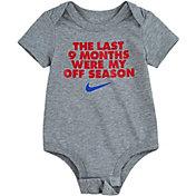 Nike Infant Boys' Off Season Bodysuit