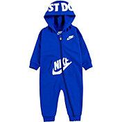Nike Infant Boys' Full-Zip Coveralls