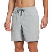 "Nike Men's JDI Swoosh Lap 7"" Volley Swim Trunks"