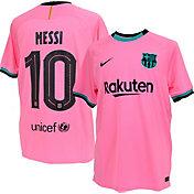 Nike Men's FC Barcelona '20 Lionel Messi #10 Breathe Stadium Third Replica Jersey