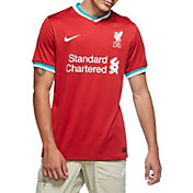 Nike Men's Liverpool '20 Breathe Stadium Home Replica Jersey
