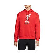 Nike Men's Liverpool Red Club Hoodie