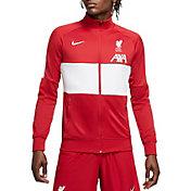 Nike Men's Liverpool Anthem Red Jacket