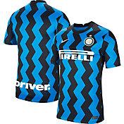 Nike Men's Inter Milan '20 Breathe Stadium Home Replica Jersey