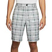 Nike Men's Flex Plaid 10.5'' Golf Shorts