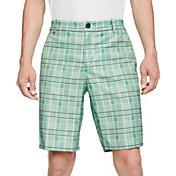 Nike Men's Flex Plaid Golf Shorts