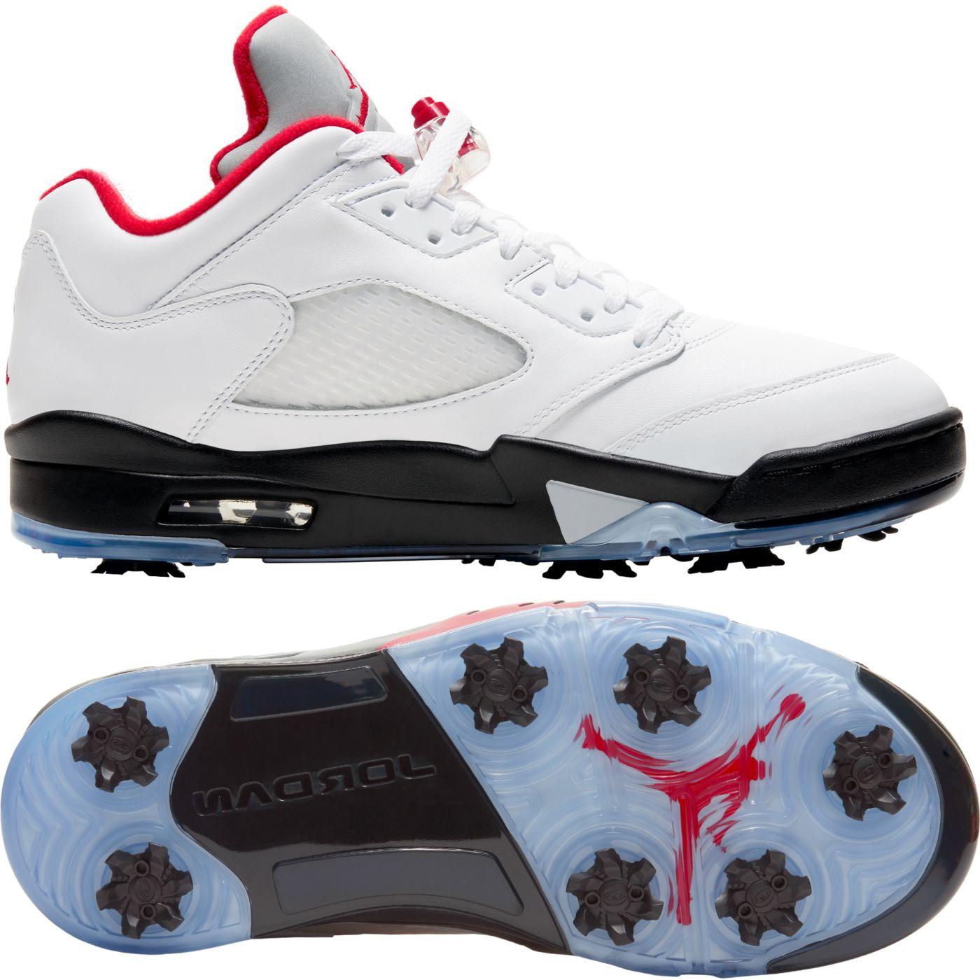 Nike Jordan 5 Low G Golf Shoes