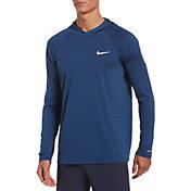 Nike Swim Men's Long Sleeve Hooded Hydroguard