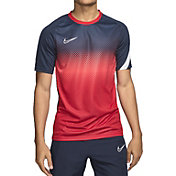Nike Men's Dri-FIT Academy Graphic Soccer T-Shirt