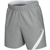 Nike Men's Dri-FIT Academy Heathered Soccer Shorts