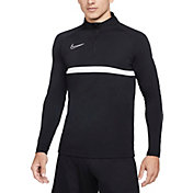 Nike Men's Dri-FIT Academy ¼ Zip Soccer Pullover