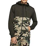 Nike Men's Dri-FIT Full-Zip Camo Training Hoodie