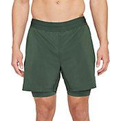 Nike Men's Flex Active 2 in 1 Yoga Shorts