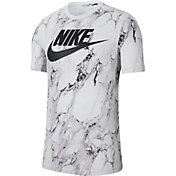 Nike Men's Swoosh Basketball Short Sleeve T-Shirt