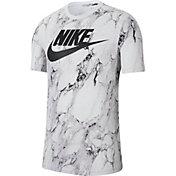 Nike Men's Swoosh Basketball Short Sleeve T-Shirt