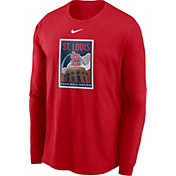 Nike Men's St. Louis Cardinals Red Icon Long Sleeve T-Shirt