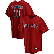 Nike Men's Replica Boston Red Sox Rafael Devers #11 Cool Base Red Jersey