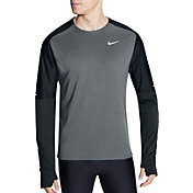 Nike Men's Element Running Crew Long Sleeve Shirt