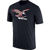 Nike Men's American Eagle Swoosh Softball T-Shirt