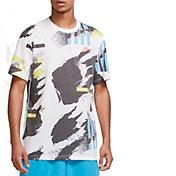 Nike Men's Court Printed Tennis T-Shirt