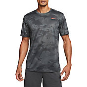 Nike Men's Dri-FIT Legend Camo Short Sleeve Training T-Shirt