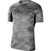 Nike Men's Dri-FIT Legend Camo Short Sleeve Training T-Shirt
