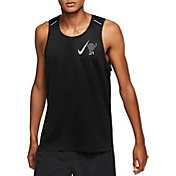 Nike Men's Dri-FIT Miler Wild Run Tank Top