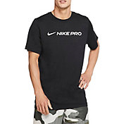 Nike Men's Pro Dri-Fit Short Sleeve T-Shirt