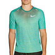 Nike Men's TechKnit Future Fast Running T-Shirt
