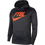 Nike Men's Therma Football Hoodie