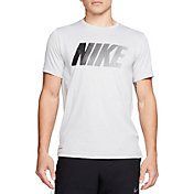Nike Men's Hyper Dry Block Graphic T-Shirt