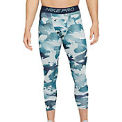 Nike Men's Camo AOP 3/4 Tights