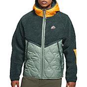 Nike Men's Sportswear Sherpa Full Zip Hooded Jacket