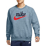 Nike Men's Sportswear Heritage Crew Sweatshirt