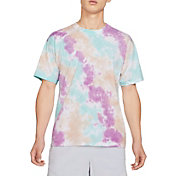 Nike Men's Sportswear Max90 Wild TieDye Short Sleeve T-Shirt