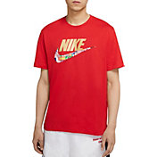 Nike Men's Sportswear Global Swoosh Graphic T-Shirt