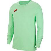 Nike Men's Sportswear Worldwide Graphic Long Sleeve Shirt